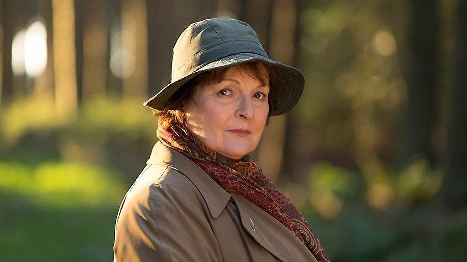 Brenda Blethyn over de serie Vera