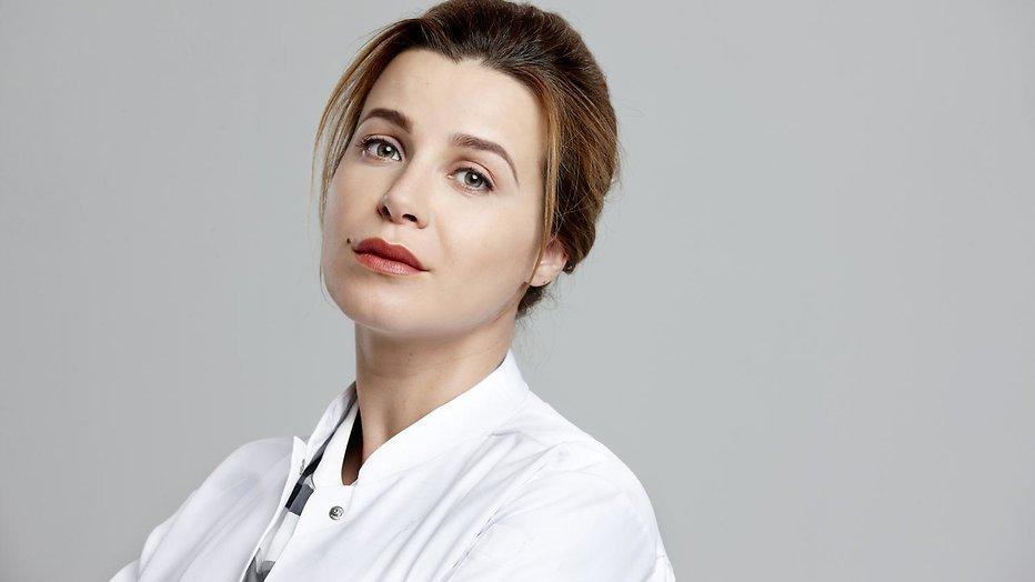 Victoria Koblenko bevallen van eerste kindje