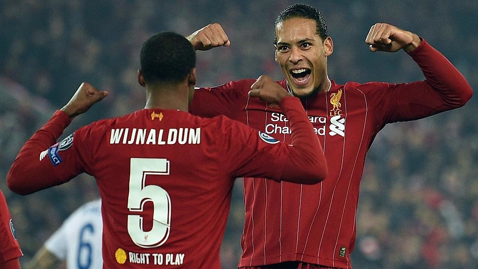 Virgil en Gini naar Madrid