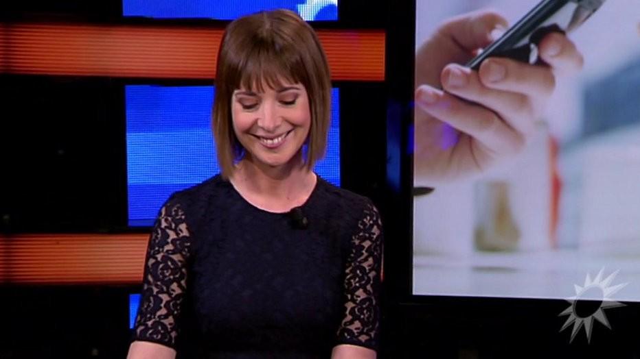 RTL Boulevard-ster Vivianne Bendermacher is zwanger