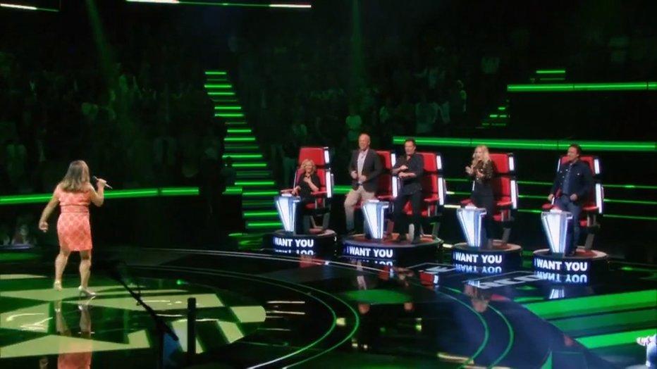 RTL 4 opent nieuw tv-seizoen met Voice Senior