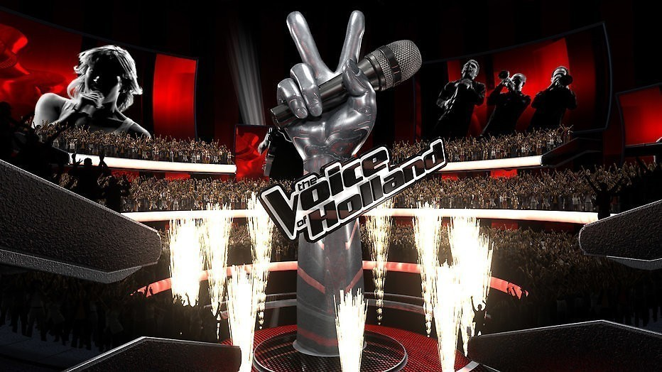 RTL onthult nieuwe groepsfoto coaches The Voice of Holland