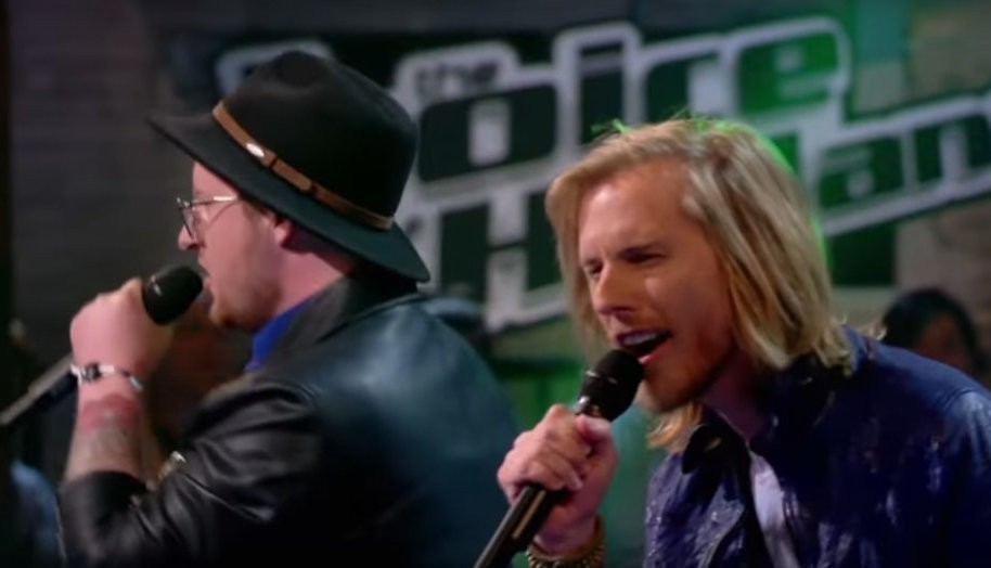 """Videosnack: Maik en Stephan zingen """"beste Voice-battle van dit jaar"""""""