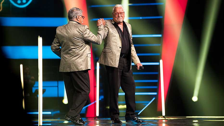 Uitslag Finale The Voice Senior in RTL Late Night