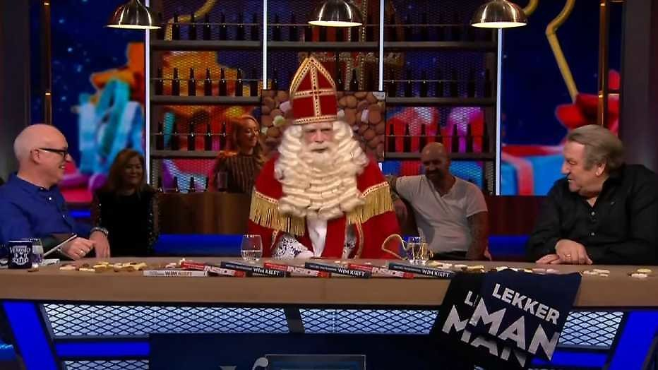 Videosnack: Sinterklaas terug in Veronica Inside