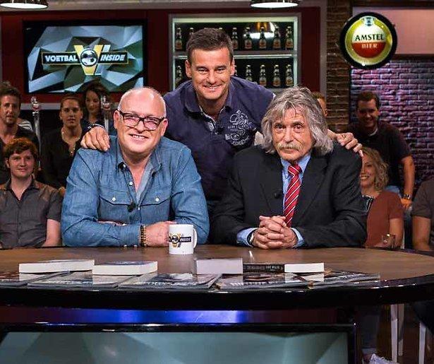 RTL neemt vanavond afscheid van Voetbal Inside