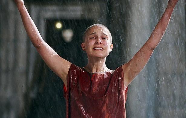 Natalie Portman komt in opstand