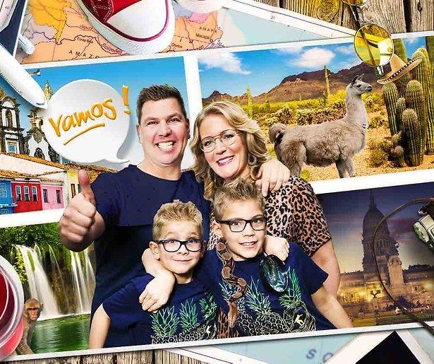De TV van gisteren: Vamos met de Familie Pos geen hit
