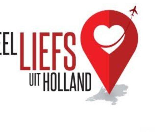 Nicolette van Dam presenteert Veel Liefs uit Holland