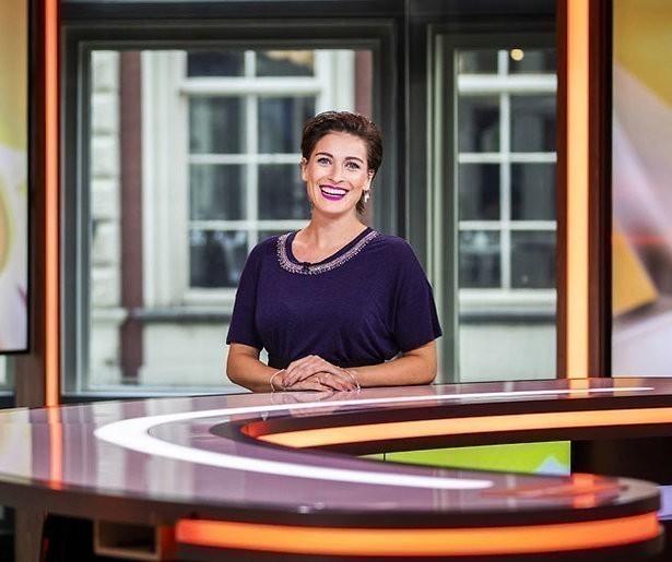 Viviënne van den Assem is blij dat ze presentatie RTL Boulevard weer deelt