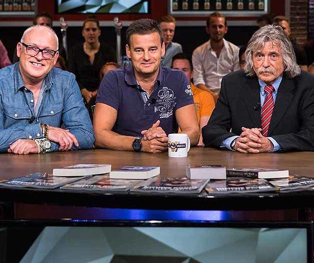 We weten eindelijk wat RTL-directeur Louwerens aan Genee en Derksen mailde