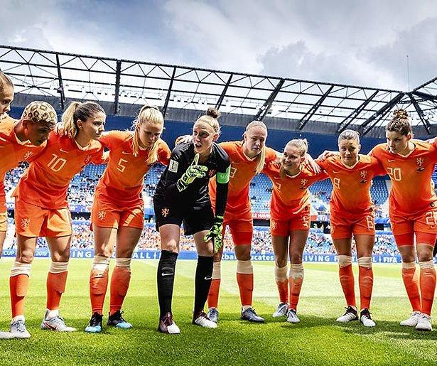 EK Kwalificatie: Nederland - Slovenië