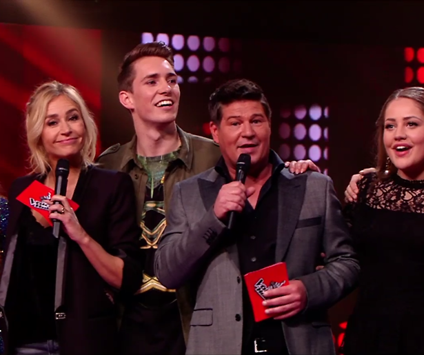 Kijkers verbaasd door finalisten Voice of Holland