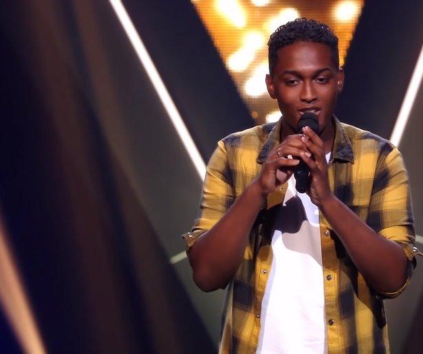 Videosnack: Lyall Silié krijgt ovatie bij The Voice of Holland