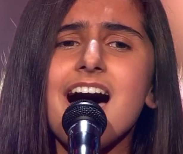 YouTube-hit: Selenay's Voice Kids auditie I Will Always Love You