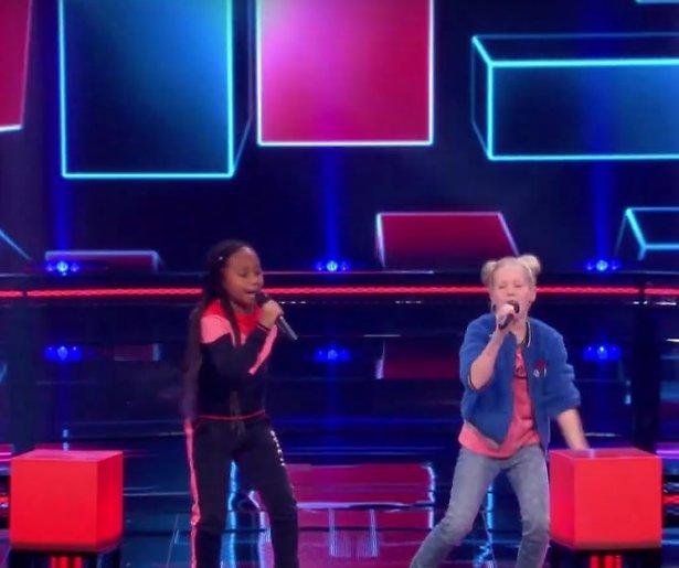 The Voice Kids: Anouk en Priscilla stelen de show van Ali B