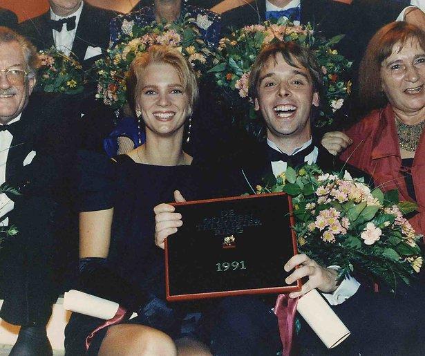 Winnaar Gouden Televizer-Ring 1991: Vrienden Voor Het Leven