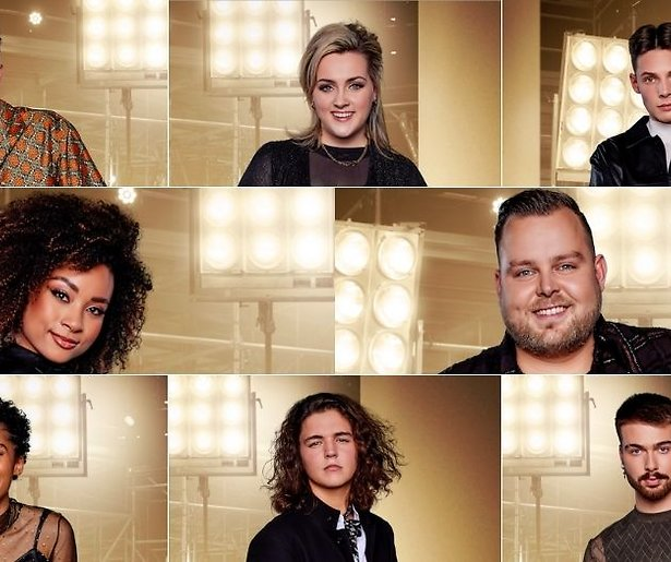 Dit zijn alle finalisten van The Voice of Holland