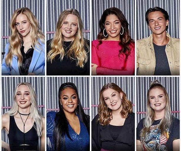 Dit zijn de 12 finalisten van The Voice 2020