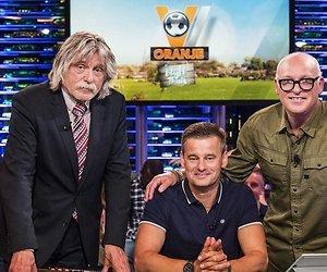 Wilfred Genee, Johan Derksen en René van der Gijp trekken RTL-deur dicht