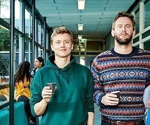 Tim en Nicolaas worden leraar