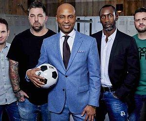 De TV van gisteren: Voetbalshow Humberto Tan begint met 265.000 kijkers