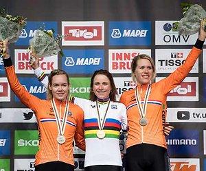 WK Wielrennen: Oranjevrouwen torenhoog favoriet