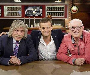René van der Gijp schuift vanavond weer aan bij Voetbal Inside