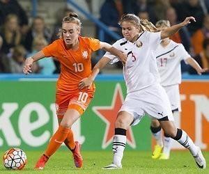 Oranjevrouwen in NOS Sportzomer 2017