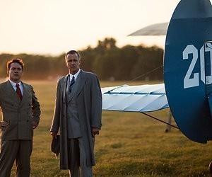 Spectaculaire beelden nieuwe dramaserie Vliegende Hollanders