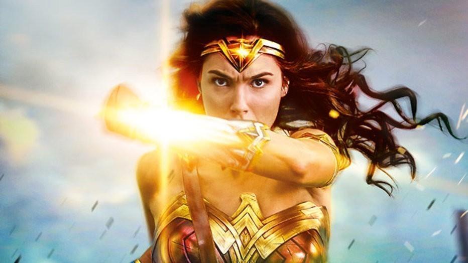 Win 3x dvd Wonder Woman