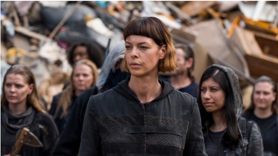 Walking Dead voegt drie nieuwe castleden toe in seizoen 8