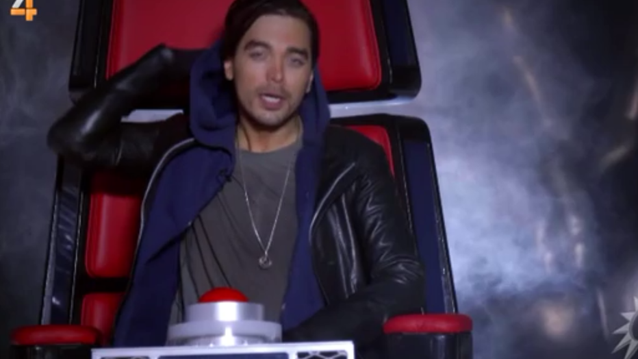 Waylon wil echt nog niet weg bij The Voice