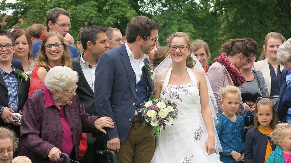 Kijktip: Trouwen in orthodox Urk in Wedding Day
