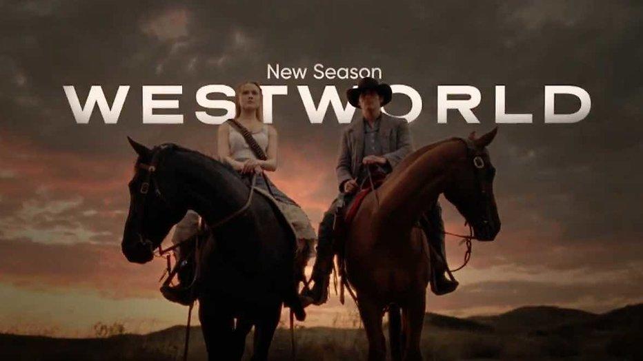 Videosnack: Trailer Westworld 2