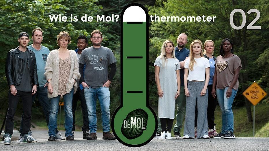 Wie is de Mol? 2017 - #02: Geheime hint in Diederiks beversprookje?