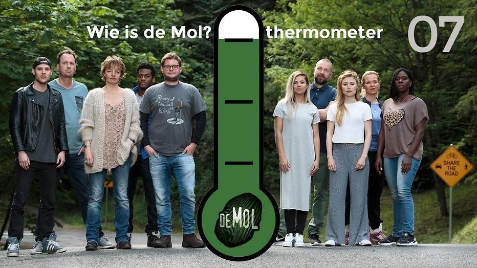 Wie is de Mol? 2017 - #07: Nee, Thomas, niemand heeft pitabroodjes onder zijn bed