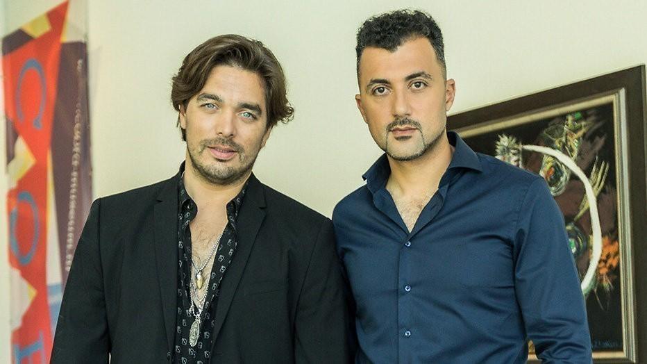 Waylon en Özcan Akyol