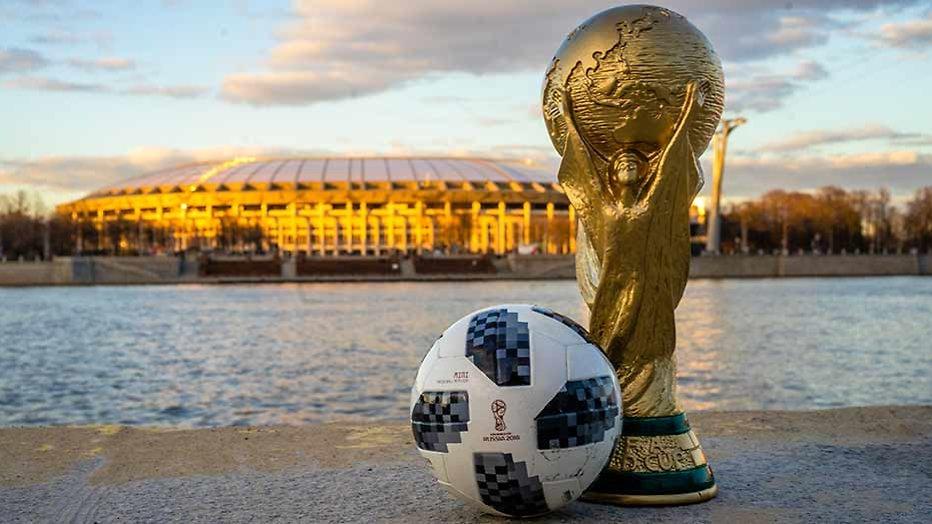 Het grote WK-voetbal 2018 schema