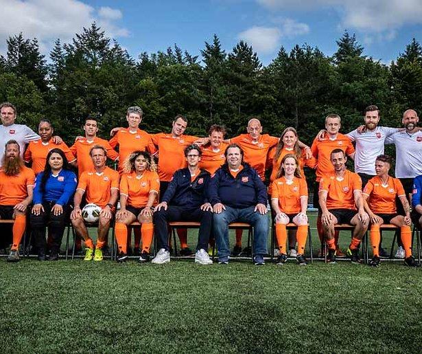 Bureau Sport volgt het WK Daklozen