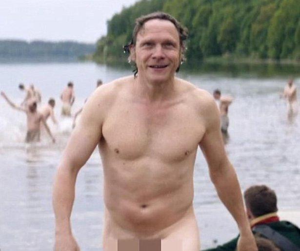 Geschokte kijkers wegens penis op BBC