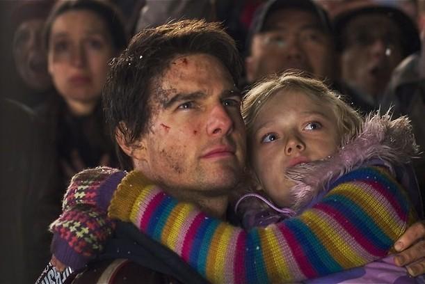 Tom Cruise op de vlucht voor aliens