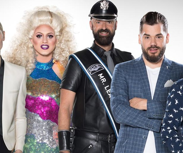 BN'ers komen uit de kast in serie rondom Pride Amsterdam