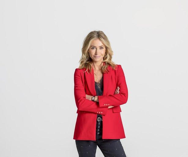 Wendy van Dijk over het nieuwe seizoen van Hart in Aktie