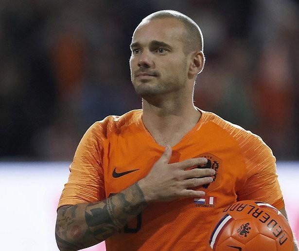 Wesley Sneijder op 29 juni te gast bij Veronica Inside