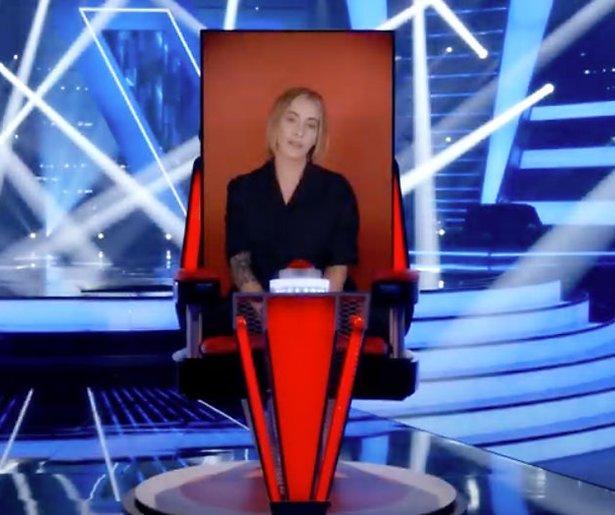 Anouk niet 'live' aanwezig in nieuw seizoen The voice of Holland