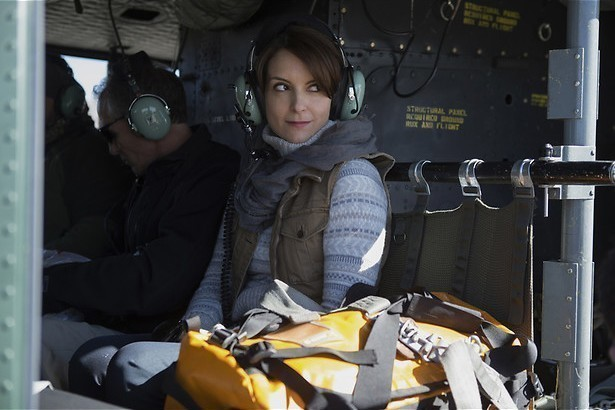 Tina Fey in Afghanistan