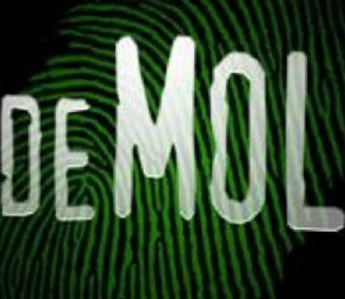 Gissen naar identiteit laatste Wie Is De Mol?-deelnemer