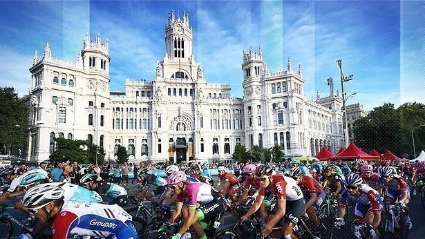 Opwarmertje voor de Vuelta