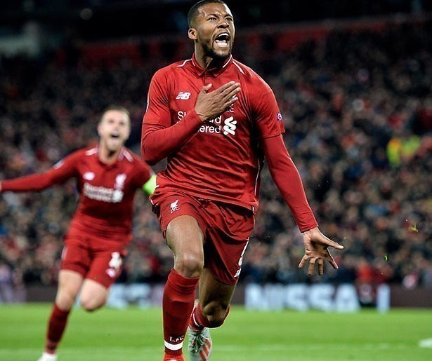 De TV van gisteren: Kijkers zien Wijnaldum Liverpool naar finale Champions League schieten